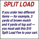 Split Load Fee